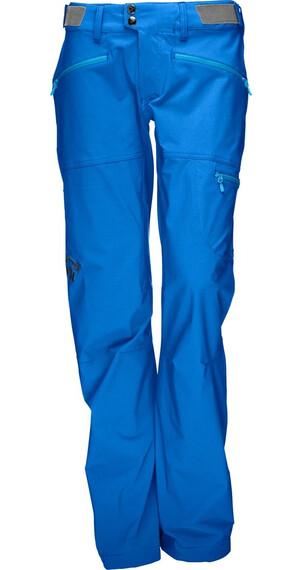 Norrøna W's Falketind Flex1 Pants Electric Blue